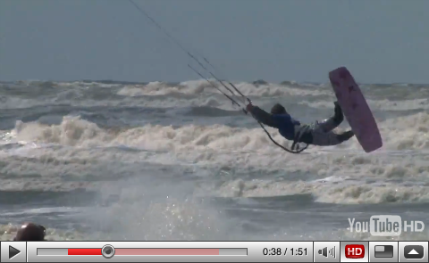 Hannah Whiteley Kitesurfing Interview