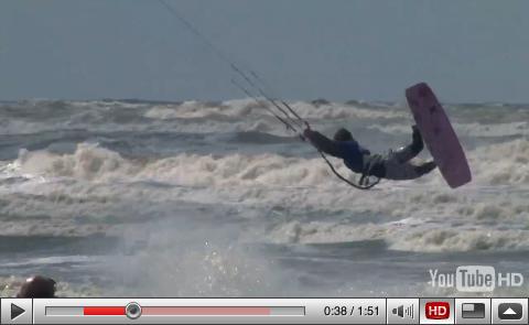 Hannah Whiteley Kitesurfing Interview