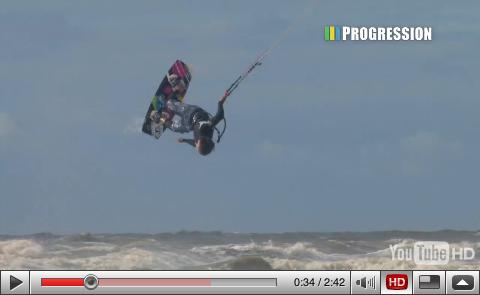 Tom Court Kitesurfing Interview