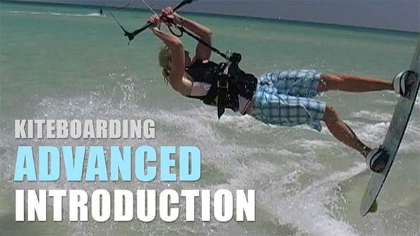 Kiteboarding Advanced Introduction Video