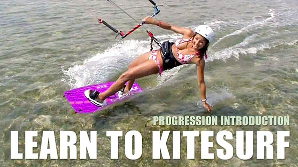 Kiteboarding Beginner Introduction Video
