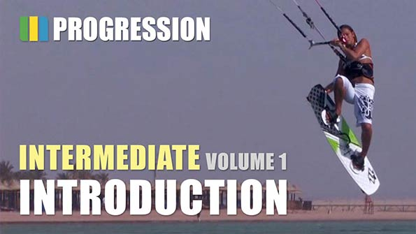 Kiteboarding Intermediate Volume 1 Introduction Video