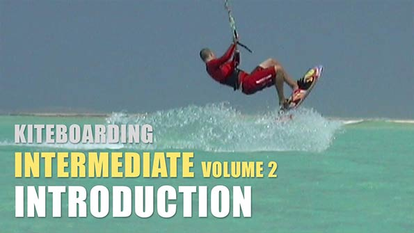 Kiteboarding Intermediate Volume 2 Introduction Video