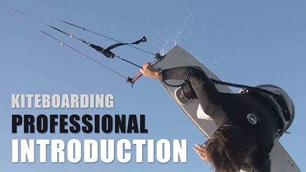 Kiteboarding Profressional Introduction Video
