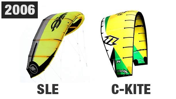SLE & c-kite 2006