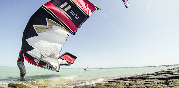 The best place to learn to kitesurf - Review of Tornado ...