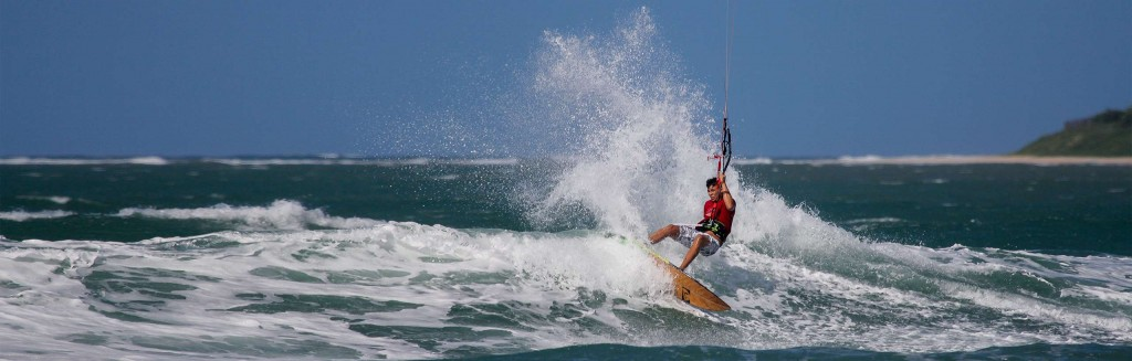 Progression Kitesurfing Series - Wave Riding Header