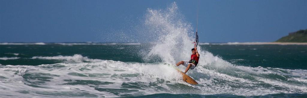 Progression Kitesurfing Series - Wave Riding Header