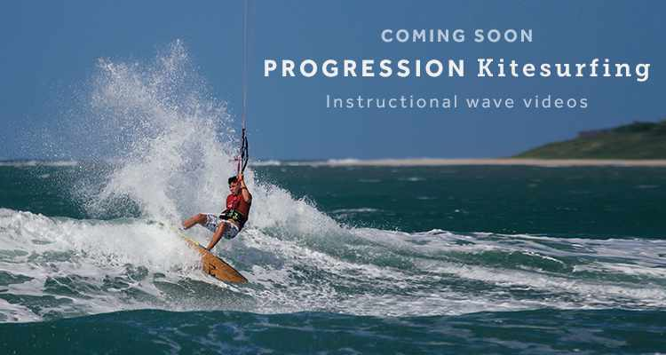 Progression Kitesurfing Videos - Coming Soon