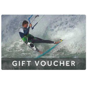 Gift Voucher - Kitesurfing Riding Waves Collection